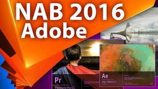 Adobe готовится к NAB Show 2016. Новые возможности в Premiere Pro, After Effects, Audition Копилка30(Компания Adobe делится новыми возможностями программ Creative Cloud для работы с видео, motion graphics, визуальными эффект..., 2016-04-13T17:14:21.000Z)