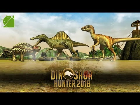 dinosaur-hunter-2018---android-gameplay-fhd