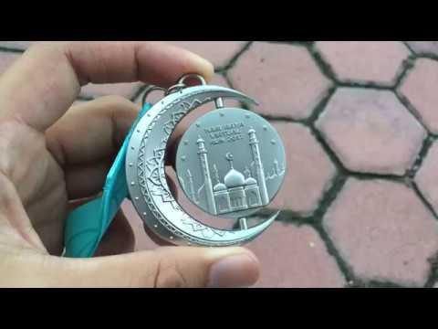 Hari Raya Virtual Run Medal
