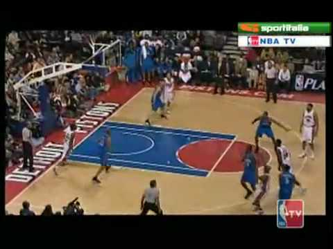 2004: NBA ECF: Pistons vs Pacers Highlights