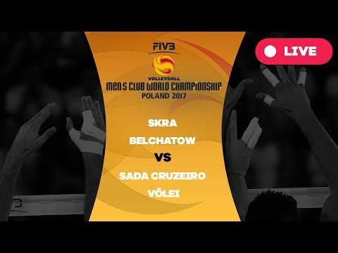 Men's Club World Championship - SKRA BELCHATOW v SADA CRUZEIRO VÔLEI