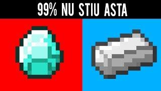 99% NU POT REZOLVA ACESTE GHICITORI DIN MINECRAFT!