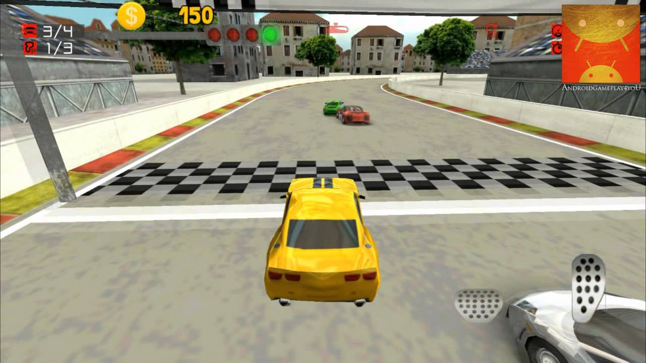 3D Car racing -- Speedcar forza Android Game GamePlay (HD) [Game For ...