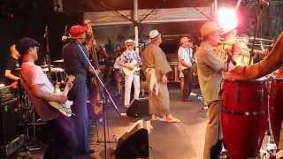 The Ska Flames - July 27, 2014 @ Fuji Rock Festival