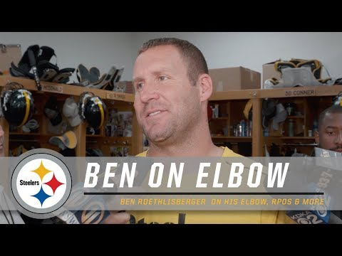 Sports Wrap with Ron Potesta - Ben Roethlisberger Misses Practice Again With Elbow Injury