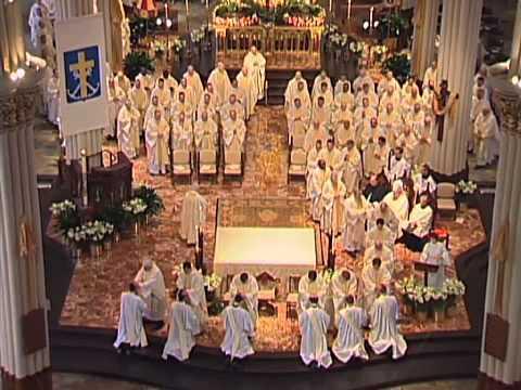 Holy Cross Ordination Mass 2015