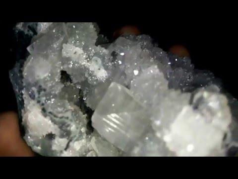 Natural diamond stone