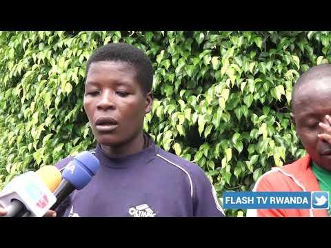 UBUHAMYA BWA DUSABENIMANA WAFUNGIWE MURI GEREZA UGANDA AKABYARIRAMO