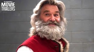 THE CHRISTMAS CHRONICLES Trailer NEW (2018) - Kurt Russell Santa Claus Netflix Movie
