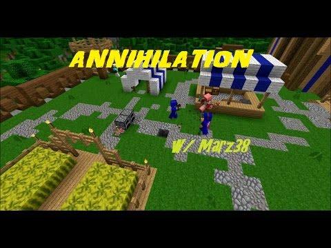 [F] Annihilation! Ep.2 /Marzi, už?/ w/ Marz38