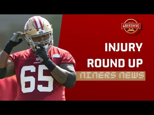 Niners News: Injury Round-Up After Preseason Week 1