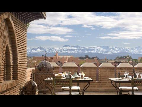 قصر سليمان في مراكش بعيون ألمانية في حلقة ممتعة/ Suleiman Palace in Marrakech Morocco