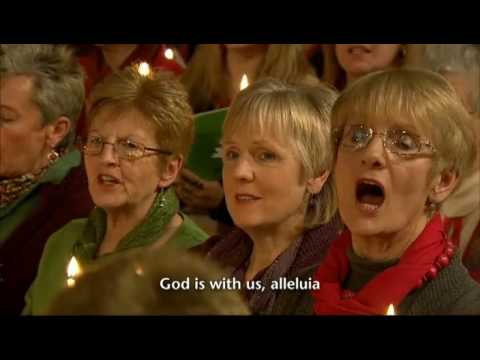 King's CE School on Songs of Praise December 2014