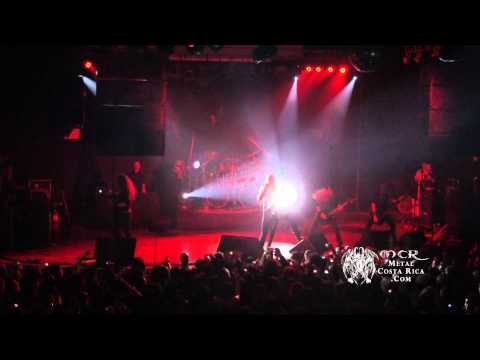 Satyricon - Repined Bastard Nation [Live in Costa Rica - 2011]