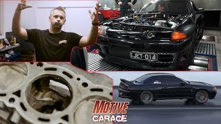 Our GT-R's RB26 went BOOM! - but why?