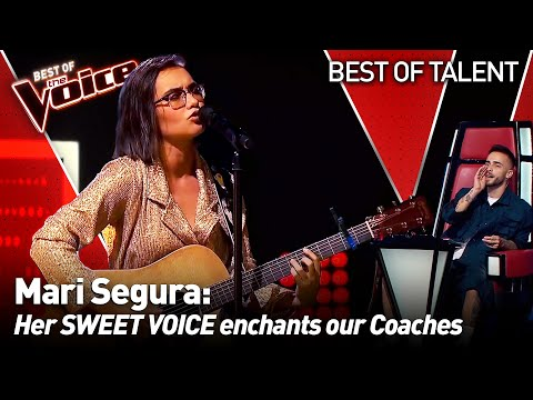 Colombian-Mexican singer-songwriter SHINES on The Voice Portugal