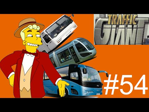 Traffic Giant #54 Purchasing for the future |