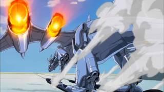 Seto Kaiba fly with the Dragon (Yu-Gi-Oh! Der Film)