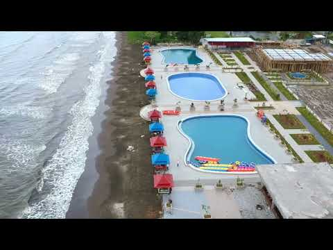 Pantai Wisata Topejawa Takalar - sebelum peresmian