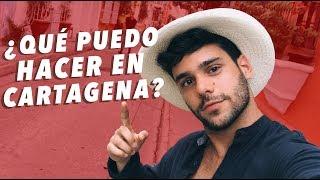 ¿Qué hacer en CARTAGENA, COLOMBIA? | Hugo Blanco