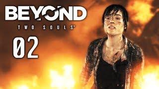 超能力を持った少女の人生【BEYOND:Two Souls】02