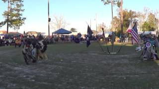 Poarch Creek pow wow 2013 - tradish vs chicken special Tradish