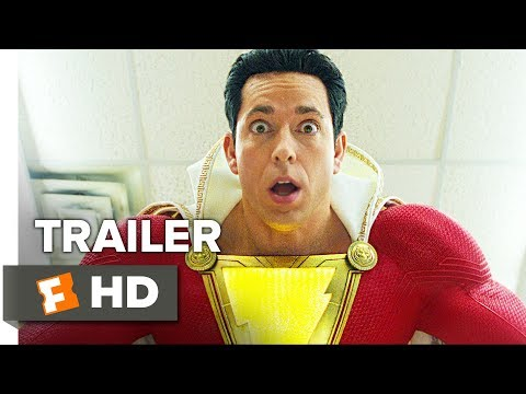 Shazam! Comic-Con Teaser Trailer (2019) | Movieclips Trailers