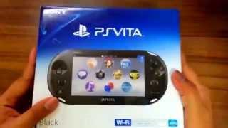Download Video Unboxing PlayStation Vita PCH-2006 (PS Vita) MP3 3GP MP4
