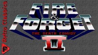 Fire and Forget 2 | RetroBeet | Amiga | deutsch