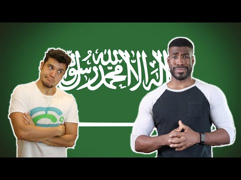 FLAG/ FAN FRIDAY SAUDI ARABIA! (Geography Now)