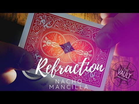 REFRACTION by Nacho Mancilla