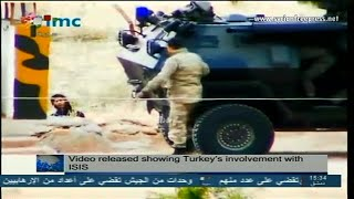 Syria News 29/10/2014, More terrorists killed across the country, a drone shot down in DeirEzzor