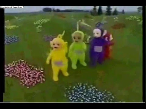 Teletubbies Apple Bottom Jeans - YouTube