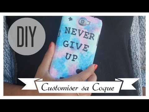 Diy customiser sa coque youtube - Faire sa cuisine amenagee soi meme ...