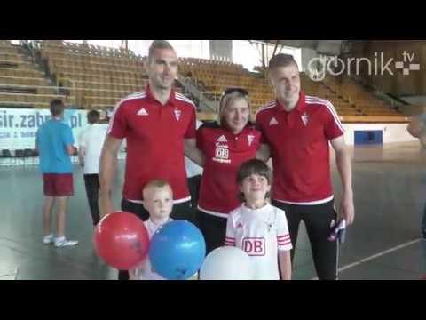 Dzień Dziecka Piłkarskiego Przedszkola Górnika Zabrze