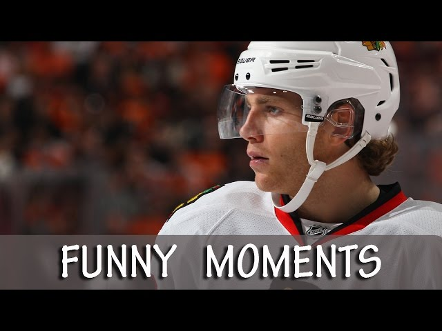 Patrick Kane - Funny Moments [HD]