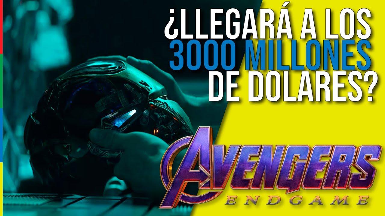 Ver ¿Por qué #ENDGAME se convertirá en la película MÁS taquillera?  | OPINIÓN en Español