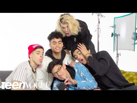 PRETTYMUCH Plays 'Truth or Dare' | Teen Vogue
