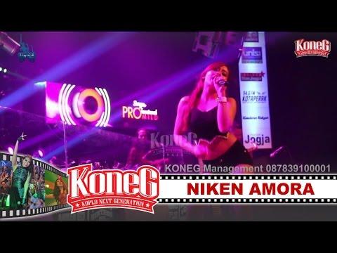 KONEG LIQUID feat Niken Amora - Edan Turun [Liquid Cafe] [LIVE PERFORMANCE]