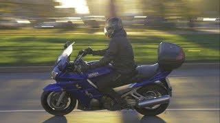 Спорт-турист на все случаи ЖИЗНИ: Yamaha FJR 1300. Тест-драйв