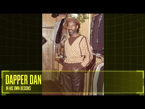 How Dapper Dan Defined Hip-Hop Fashion | VFILES.DATA