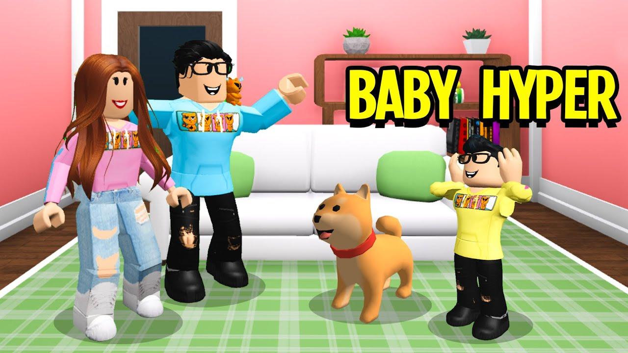 Boyfriend And I Got Our Kid A Dog! (Roblox Bloxburg)