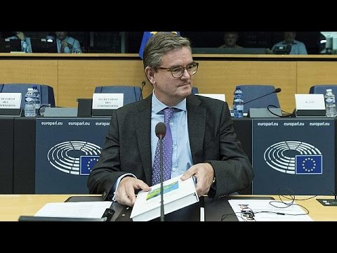 "MEPs grill Britain's ""last EU commissioner"""