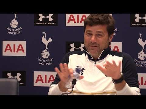 Mauricio Pochettino Full Pre-Match Press Conference - Tottenham v Sunderland