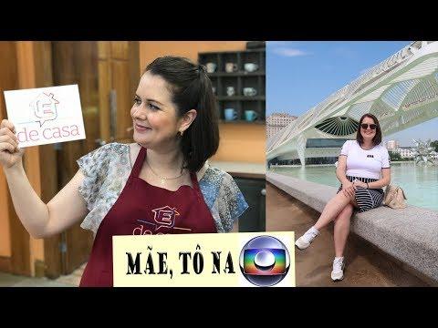 RIO DE JANEIRO | O dia em que fui pra Globo!