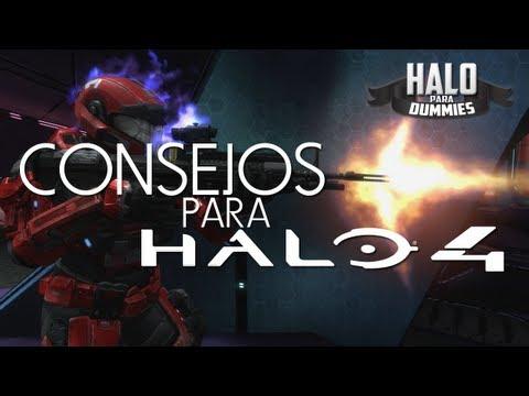 Halo Tips y Trucos - Cómo preparase para Halo 4