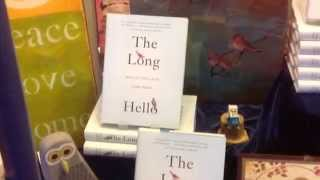 "Books Store creates window display to ""THE LONG HELLO"""