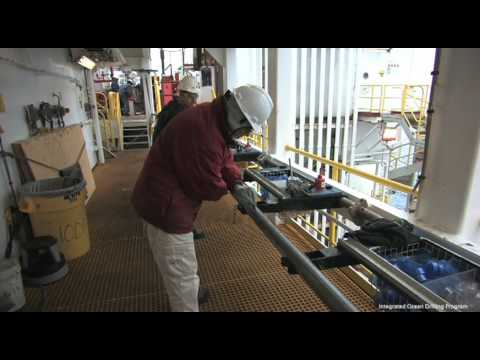 Core on Deck!:The Journey of how the Samples travel from the Rig Floor to the Core Lab