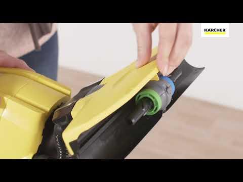 How do I clean the suction head on my FC 5 Hard Floor Cleaner?   Kärcher UK