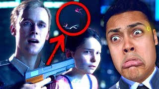 ANDROID TOOK THIS LITTLE GIRL! CAN I SAVE HER ?!? (Detroit Become Human)